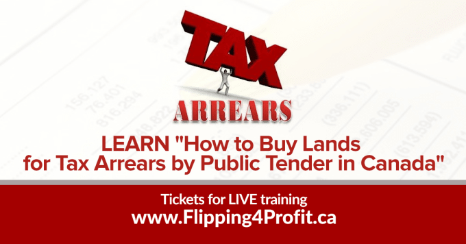 Canadian Real Estate Investors Seminar | Flipping4Profit ca