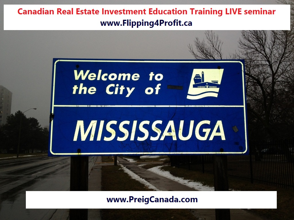 Tax Sale properties Mississauga