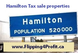 Hamilton Ontario Tax Sale Properties May 27,2015