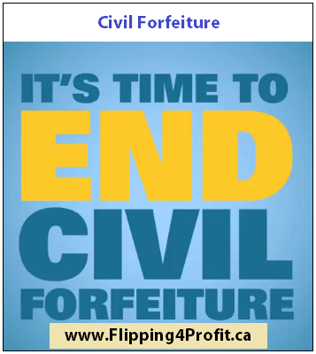 Time to end Civil Forfeiture
