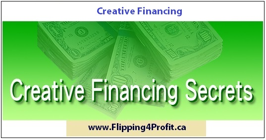 Canadian Creative Financing Secrets