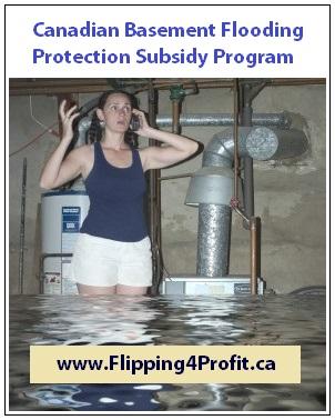 Canadian Basement Flooding Protection Subsidy Program