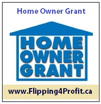 Home Owner grant in BC Canada
