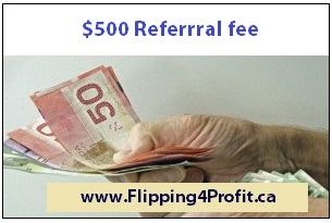 $500 referral fee