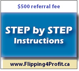 $500 Referral fee Step-by-Step-Instructions