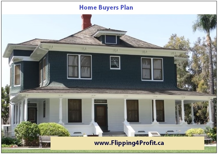 Home buyers plan repayment