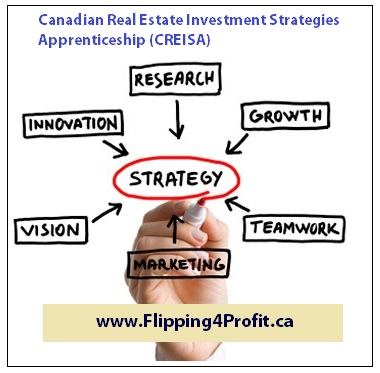 Canadian Real estate investment Strategies Apprenticeship, Apprenticeship, Real estate investors, real estate investments