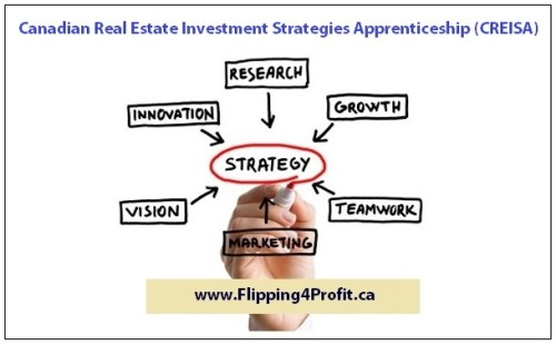 Canadian Real estate Investment Strategies Apprenticeship