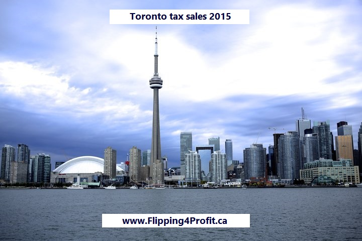 Toronto tax sale properties 2015