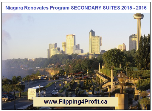 Niagara Renovates Program