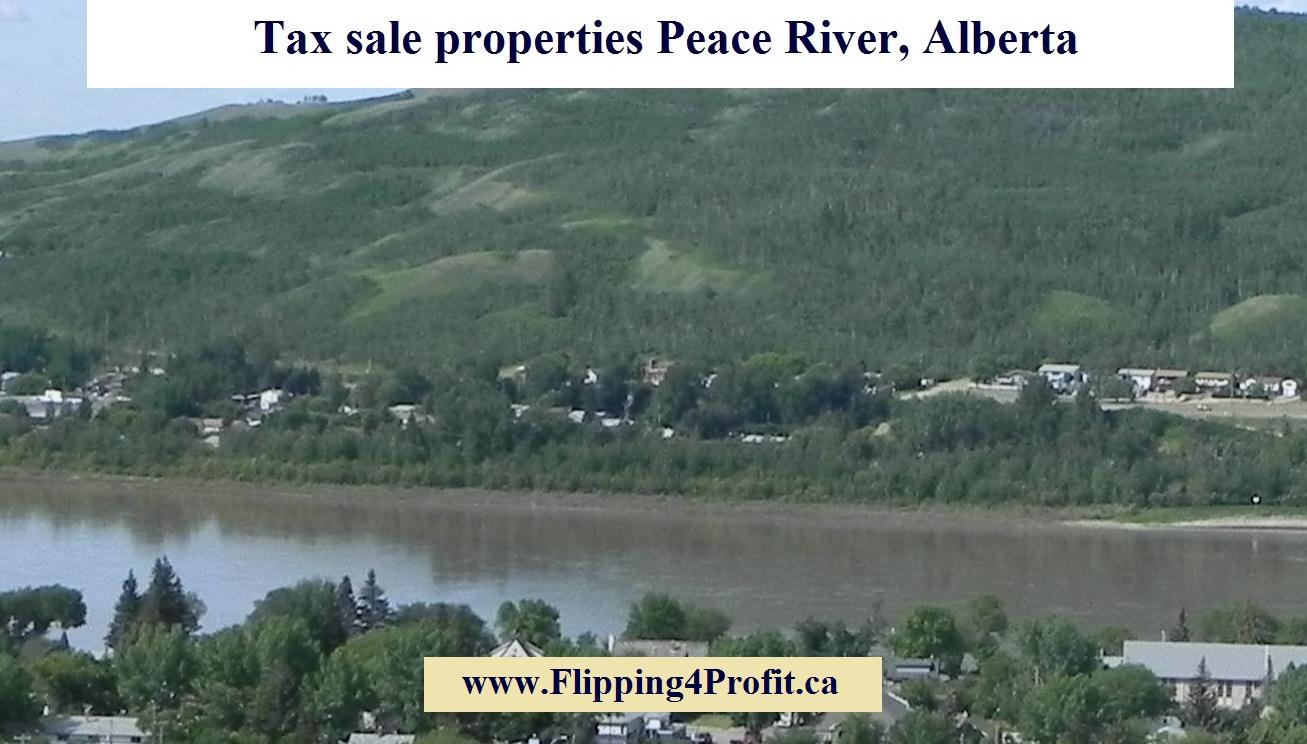 Peace River Alberta