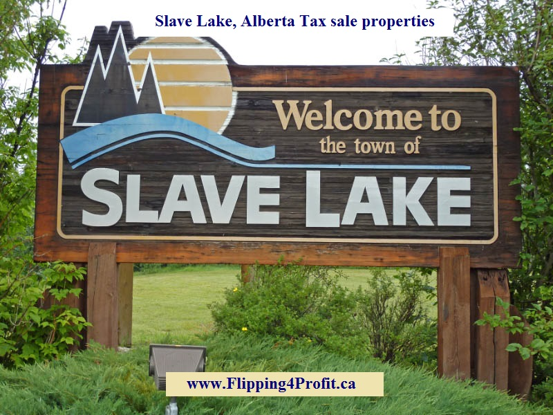 Slave Lake, Alberta