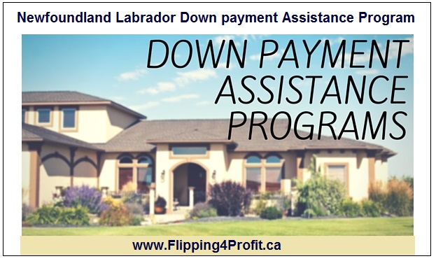 Newfoundland Labrador Down payment Assistance Program