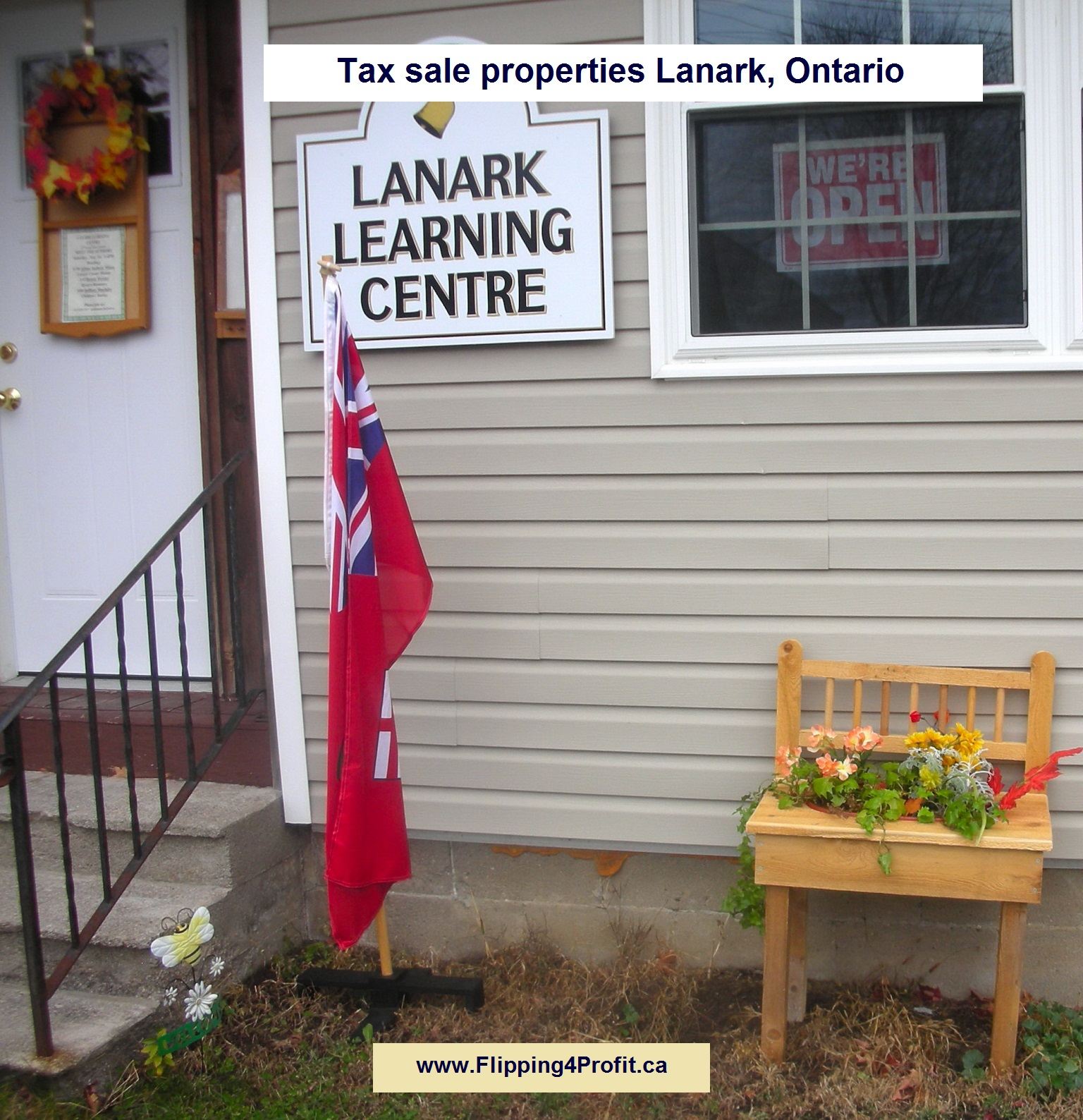 Tax sale properties Lanark, Ontario