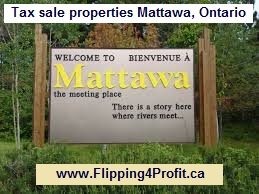 Jan 18, 2016 Tax Sale properties Mattawa, Ontario