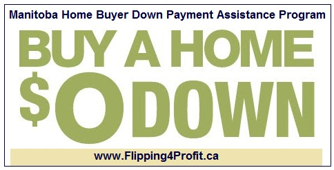 Manitoba Home Buyer Down Payment Assistance Program