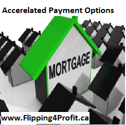 ​Accelerated payment ​options