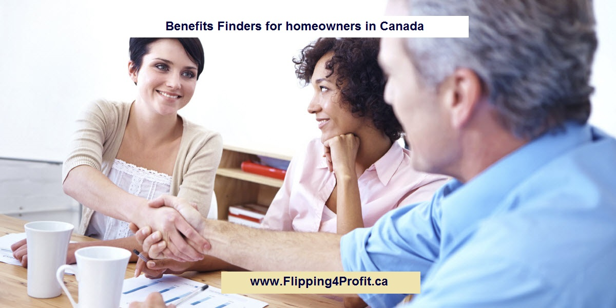Benefits Finders For Homeowners In Canada
