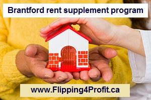 Brantford Rent Supplement Program