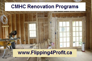 CMHC Renovation Programs