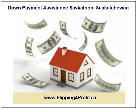 Down Payment Assistance Saskatoon, Saskatchewan