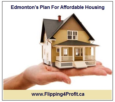 Edmonton's Plan For Affordable Housing