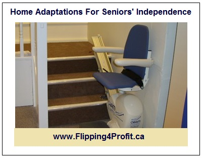 Home Adaptations For Seniors' Independence (HASI)