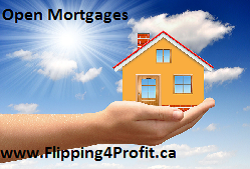 Open mortgages