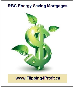 RBC Energy Saving Mortgages