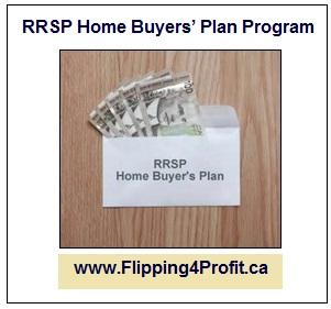 RRSP Home Buyers' PlanProgram