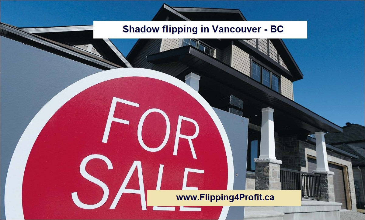 Shadow flipping in Vancouver - BC