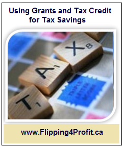 Grants and Tax Credit for Tax Savings​