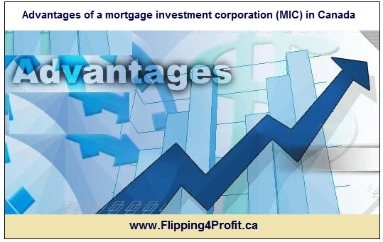 Questions & Answers about mortgage investment corporation