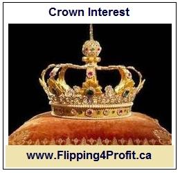Crown Interest
