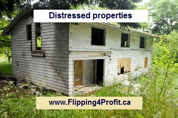 Distressed properties