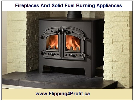 Fireplaces And Solid Fuel Burning Appliances