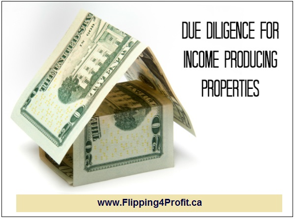 ​How much Due Diligence is done on the front end when a wholesale property is offered?