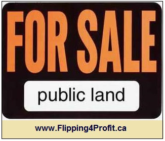 Public Sale of Land - Municipal Government Act