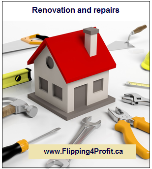 Renovation and repairs