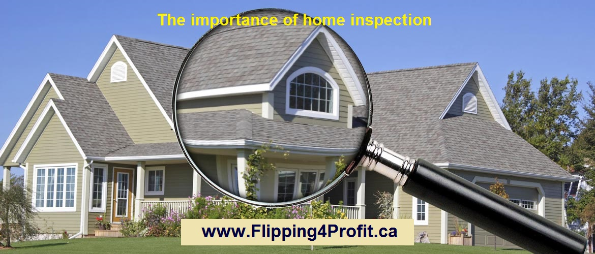 The importance of home inspection