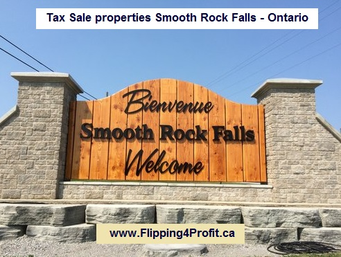 Tax sale properties Smooth Rock Falls - Ontario