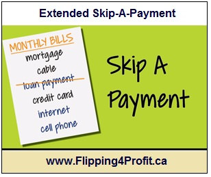 Extended Skip-A-Payment