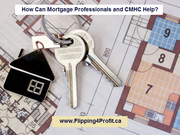How Can Mortgage Professionals and CMHC Help?