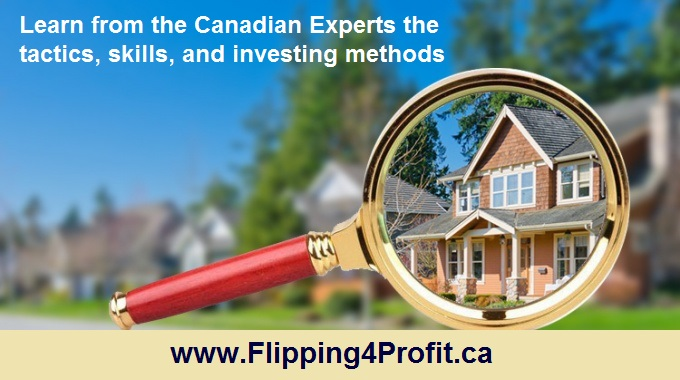 Learn from the Canadian Experts the tactics, skills, and investing methods it normally takes others a lifetime to learn