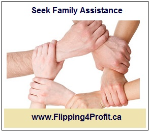Seek Family Assistance