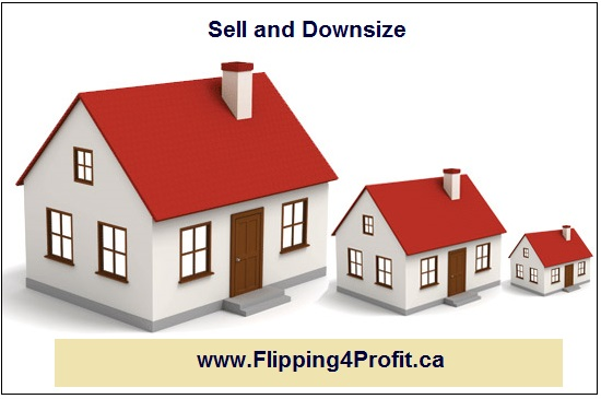 Sell and Downsize