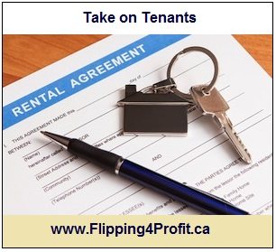Take on Tenants