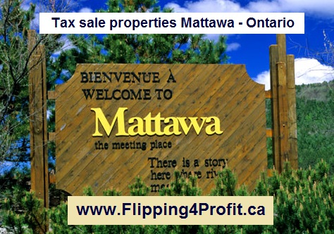 Jun 13, 2016  Tax sale properties Mattawa - Ontario