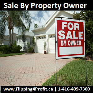 Sale by Property Owner