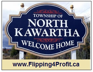 Tax sale properties North Kawartha - Ontario